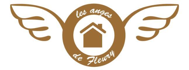 'les anges de Fleury' un hébergement unique pour un séjour unique