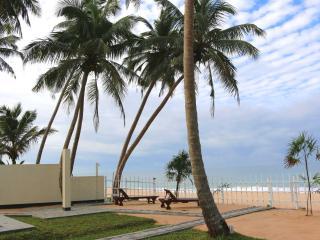 """Hikkaduwa Ocean Front """"The Palms Villa""""/Large Pool"""