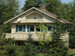 Charming Swiss Style Chalet, 1 mile to Mountain, Jay