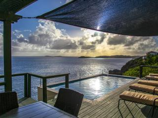 Villa Mirino, Ocean front, Intimate East End Home, St. Thomas