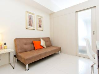 1BR - Paris Inspired in Princeton Residences, Manila