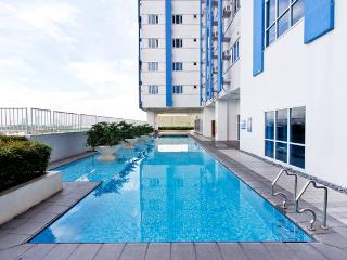 Condo Studio Luxe in Princeton Residences, Quezon City