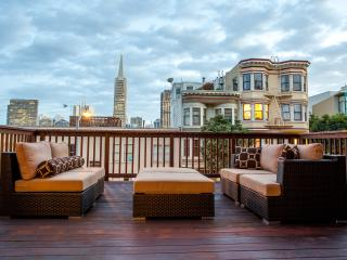 Best 2 Bedroom in San Francisco with Parking!