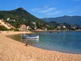 Appart 100m de la mer entre Cargese & Ajaccio+clim