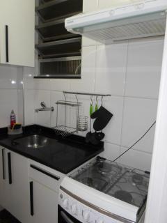 Cozinha/pia/fogão