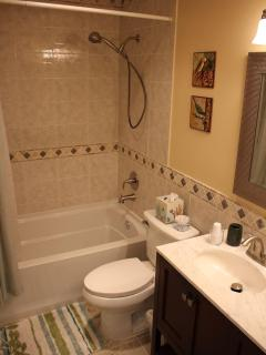 Bath 2 - En Suite New Tile/Tub/Shower/ Vanity