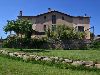 Collcervera-Font de la Tosca  Vistas al prepirineo, Olvan