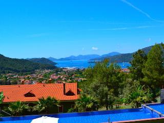 Luxury Mira Park Apart in Gocek with Sea View D2, Göcek