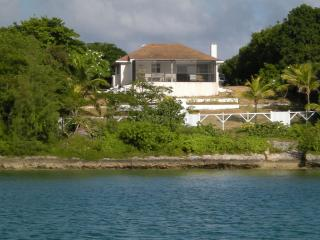 1 bed harbour front house