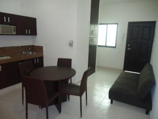 Excellent apartment a few steps from the beach, Playa del Carmen