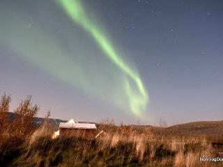 Solvellir 2.Amazing view northern lights
