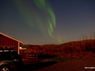 Solvellir 1 Amazing view northern lights