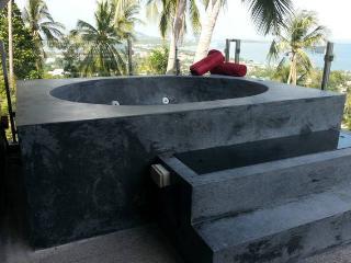 studio balou/jacuzzy privé sur terrasse/ vue mer, Chaweng