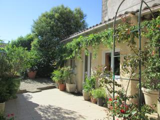 City Charming Garden Studio, Uzes