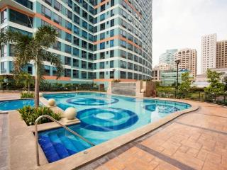 Condo - 2 Br - One Central Park - Eastwood - Quezon City - Manila - Sleeps 5