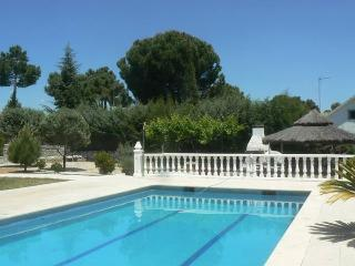Villa with private swimming pool, Valdemorillo