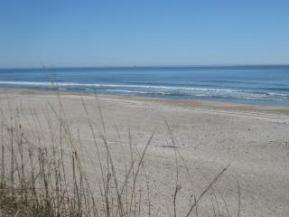 our beach-wide and quiet