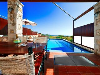 2BD Modern Villa with private pool