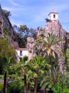 Monastery at Guadalest