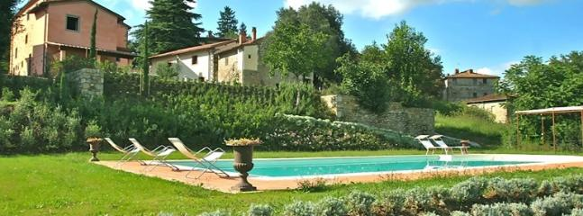 Villa Claudia, Capolona