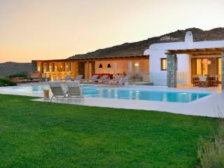 Villa Galatia luxury villa above the beach with amazing sea view & private pool!