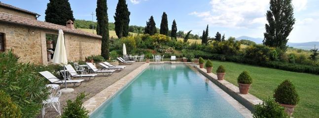 Villa Ruggero, Monticchiello