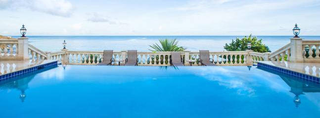 Villa Sandcastle AVAILABLE CHRISTMAS & NEW YEARS: Anguilla Villa 125 On The North Shore Of Anguilla With Magnificent Views Of The Ever Changing Shades Of Blue Of The Atlantic Ocean.