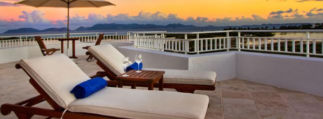 Harmony And Infinity At Sheriva AVAILABLE CHRISTMAS & NEW YEARS: Anguilla Villa 136 Overlooking The Cove And Only Two Minutes Away From Pristine Maundays Bay.