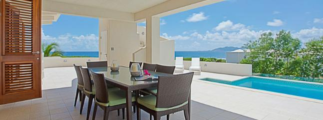 AVAILABLE CHRISTMAS & NEW YEARS: Anguilla Villa 118 Designed By Its British Owners To Create A Simple And Calming Space For A Relaxing Holiday.