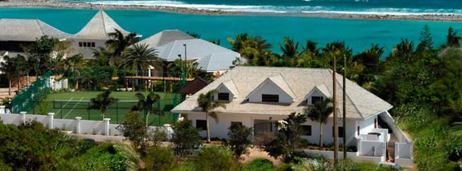 AVAILABLE CHRISTMAS & NEW YEARS: Anguilla Villa 11 Located Within Idyllic Little Harbour. Anguilla Villa 11 is Sheltered By Cinnamon Reef.