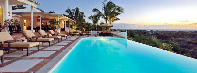 Villa Mille Fleurs 4 Bedroom (Perched Above The Tranquil Waters Of Plum Bay
