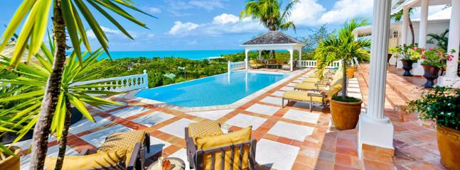 Villa Mille Fleurs SPECIAL OFFER: St. Martin Villa 25 Breathtaking Panoramas Of The Caribbean Sea, The Atlantic Ocean And The Islands Of Saba And Anguilla., Terres Basses