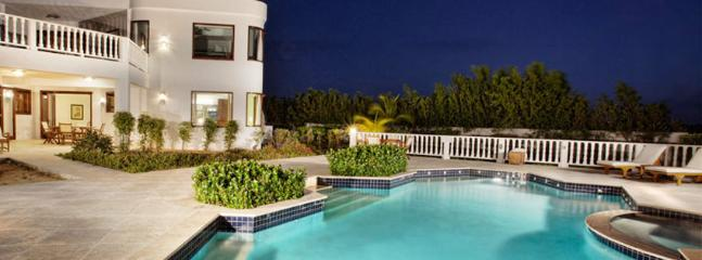 AVAILABLE CHRISTMAS & NEW YEARS: Anguilla Villa 129 Reputed To Be The Island's Largest Villa At 21,000 Square Feet.