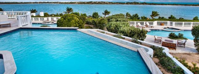 AVAILABLE CHRISTMAS & NEW YEARS: Anguilla Villa 130 Reputed To Be The Island's Largest Villa At 21,000 Square Feet.