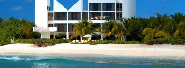 SPECIAL OFFER: Anguilla Villa 142 A 50 Ft. Skywalk Viewing Area Protrudes Over The Sea., West End Village