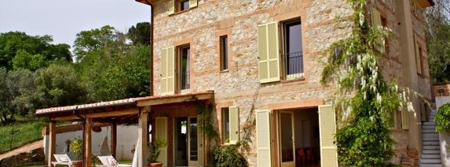Villa Morellino, Scansano