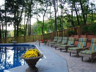 Private POOL* Gorgeous Country setting * Florida room * Adirondack furnishings