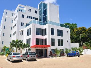Ocean View Apartment on the South Coast. Can be booked as 2 bedroom. BOOK NOW!