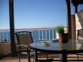 Preciosas vistas junto al Mar Mediterráneo