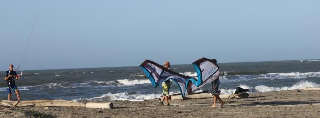Kitesurfer's dream!