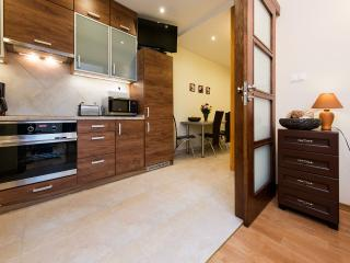 2bdr Vanilla 1 Apt, 5min from Main Square a/c lift