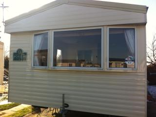 Static Caravan - on Haven Church Farm, Pagham