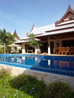 Villa Saifon 3 Bedroom Luxury Pool Villa, Krabi, Ao Nang