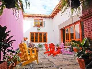 Hermosa casa en Antigua a 5 cuadras del parque