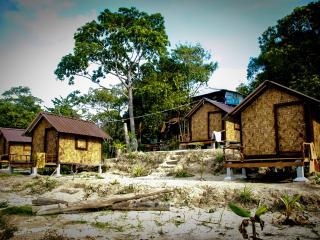 Lipe camping zone, ko Lipe, Thailand