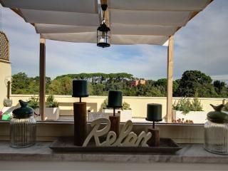 Terrazza Pamphili : Cozy Roof Top TrY Me, Roma