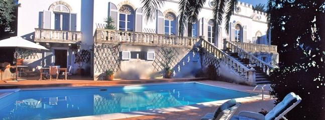 Villa Palma, Castiglioncello