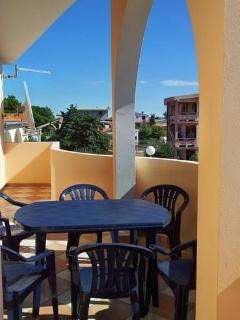Cozy apartments 150 meters from the beach
