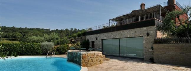 Villa Uraia, Castel Rigone