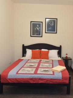 Twin Bedroom, air-condition.